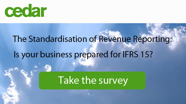 Is your business prepared for IFRS 15?