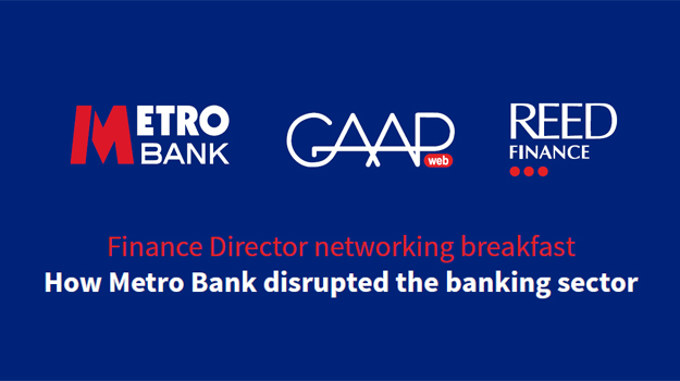 Finance Director Networking Breakfast - Register for your place today