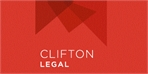 Clifton Legal logo