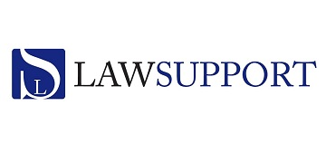 Law Support. logo